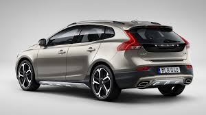 volvo station wagon 2015 2017 volvo v40 and v40 cross country launched in india starting
