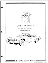 jaguar xjs 1979 1 g workshop manual