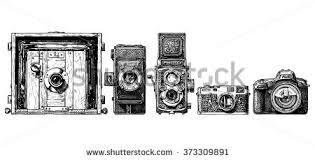 vintage camera vectors download free vector art stock graphics