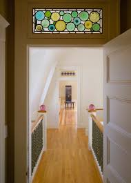 stained glass internal doors color your home u0027s view with stained glass