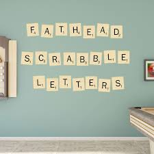 scrabble letters collection wall decal shop fathead for letters scrabble letters collection fathead wall decal