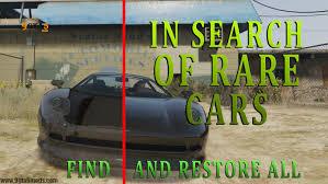 rare cars in search of rare cars u2013 gta 5 scripts mods 9gta5mods com