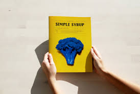 simple syrup magazine issue 2 u201cthe redesign u201d fonts in use