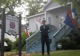 Flag Confederate States Of America Dylann Roof U0027s Eerie Tour Of American Slavery At Its Beginning