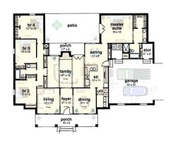 floor plans southern living southern ranch house plans story floor plan southern living ranch
