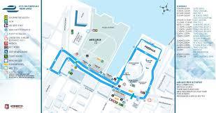 Miami Dade Transit Map by 2015 Fia Formula E Miami Eprix