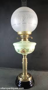 24 best banquet lamps images on pinterest antique oil lamps