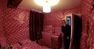 high christmas wrapping paper who hates christmas pranked with entire room covered in wrapping paper