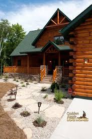 log cabin floor plans and pictures golden eagle log and timber homes log home cabin pictures