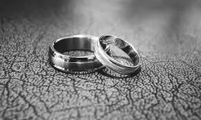 steel titanium rings images Titanium vs stainless steel rings which is better jpg