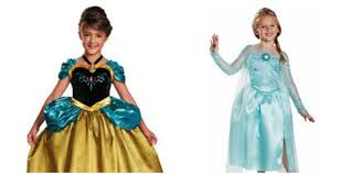 All Costumes Walmart Com Elsa And Anna Dress Up As Low As 17 My Frugal Adventures