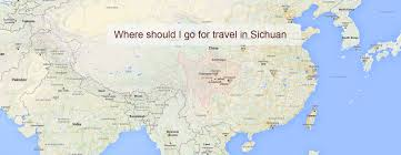 China Maps by Sichuan Maps Where Is Sichuan Sichuan China Map