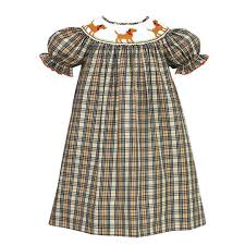 our favorite smocked fall dresses for southern living