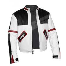 mens leather moto jacket white leather biker jacket mens white motorcycle jacket