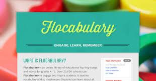 flocabulary smore