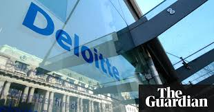 am駭agement bureau open space deloitte hit by cyber attack revealing clients secret emails