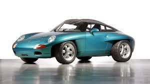 porsche sports car models concept we forgot 1989 porsche panamericana
