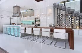 futuristic dining room combined with futuristic kitchen 4034