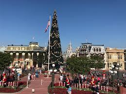 christmas decorations on main street u s a u2013 photos