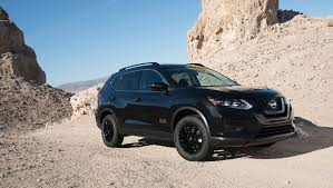 nissan rogue models 2017 new nissan rogue warrior trail project and rogue one star wars