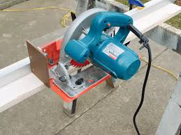 portable track saw table a helper for cutting plywood atm optics and diy forum cloudy nights