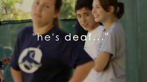 film rise up rise up deaf awareness short film youtube
