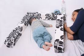 stopper portable bumpers bed rail pads co baby sleeper child