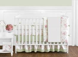 Floral Crib Bedding Sets S Roses Floral Baby Bedding 9 Pc Crib Set Only 189 99
