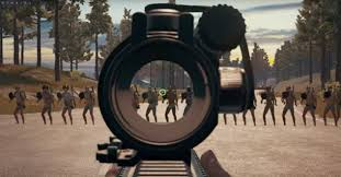 pubg 50 vs 50 server watch 50 playerunknown s battlegrounds players shoot one guy in