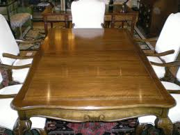 vintage 14ft 6in burr walnut inlaid dining table chairs c arafen