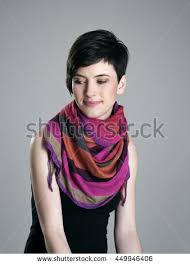 young short hair stock images royalty free images u0026 vectors