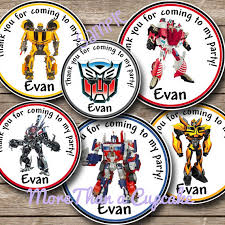 transformer party favors bumble bee party supplies ebay