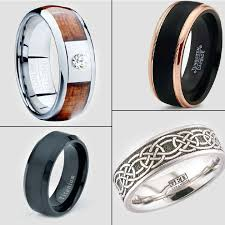 cool rings for men cool wedding rings for guys 20 refreshingly unique wedding rings
