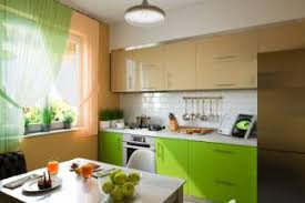 how to design a kitchen with mismatched cabinets