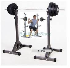Squat Rack And Bench Press Combo 200kg Weight Lifting Bench Press Bar End 1 20 2019 5 53 Pm