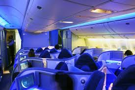 747 Dreamliner Interior The Boeing 787 Dreamliner Has Luxurious Workspaces That Would