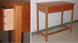 Standing Writing Desk by Custom Wood Stand Up Desks Made In Vermont