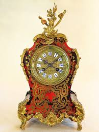 antique brass ls value andre charles boulle s clock with brass inlay from the 1642 1732
