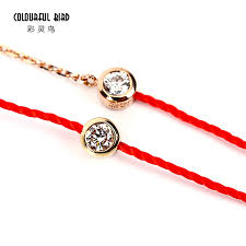 gold string bracelet images China string bracelet diamond china string bracelet diamond jpg