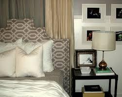 upholstered headboard design ideas