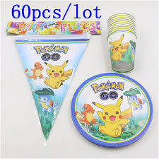 party city halloween plates online buy wholesale pokemon party supplies from china pokemon