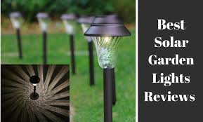 Landscaping Lights Solar Best Outdoor Solar Light Reviews 2018 Our Top Picks