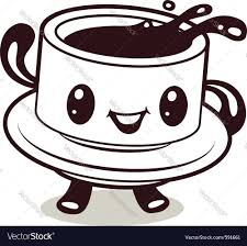 coffee cup cartoon best coffee 2017