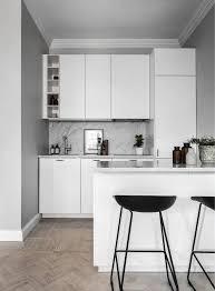 Designing Small Kitchen Best 25 Small White Kitchens Ideas On Pinterest Small Kitchens