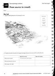 erosion and deposition worksheets photos toribeedesign