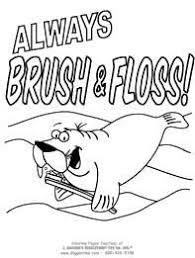 coloring dental health making learning fun dental