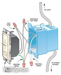 how to install dimmer switches electrical wiring electrical