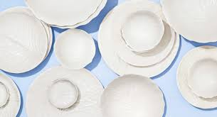 tory burch dinnerware outdoor space for spring white lettuce ware collection from tory