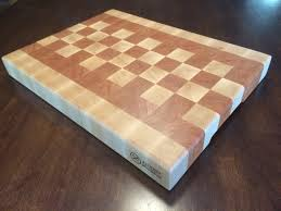 butcher block cutting board althoff woodshop