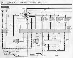 Ford 302 Distributor Wiring Diagram Electrical Mess No Power To Coil Or Eec Relay Ford Bronco Forum